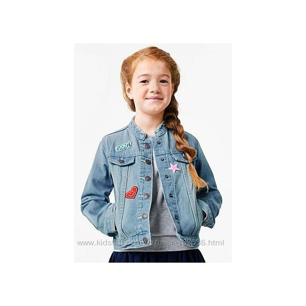 Джинсовая куртка, пиджак tcm tchibo