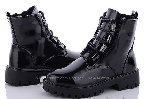 Ботинки Kimbo-o  FG502-3A Black-polish 32-37