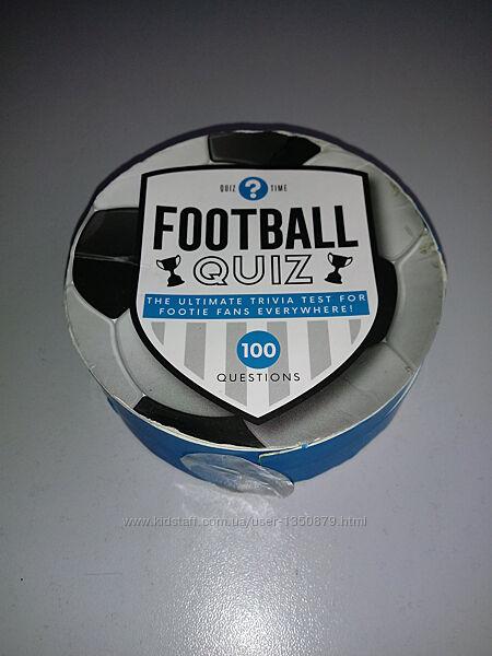 Футбольная викторина Football Quiz Professor Puzzle