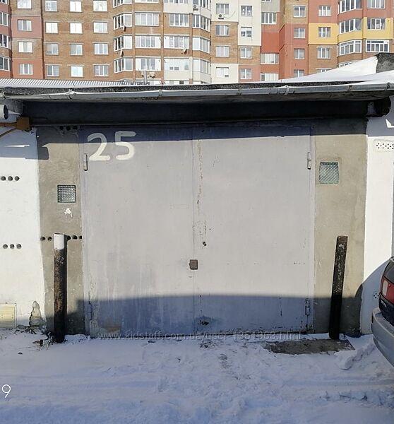 Продам цегляний гараж по Рибалко, Хмельницький