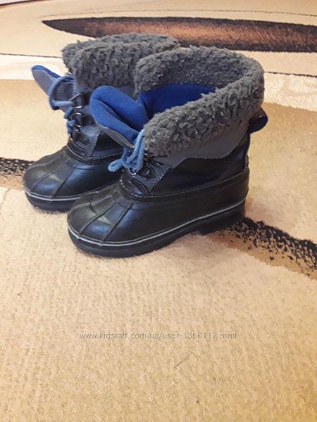 Зимние ботинки Gap по стельке 20см