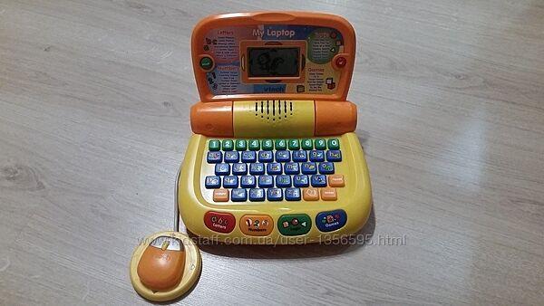 Детский обучающий интерактивный компьютер