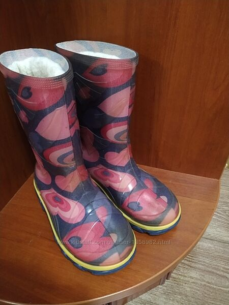 Гумові чоботи Litma 27 р. , Резиновые сапоги,