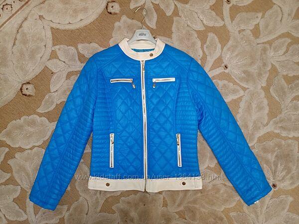 Куртка-пиджак женская демисезонная Италия