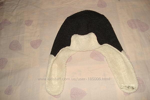 Продам шапку ушанку для мальчика подростка