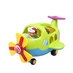 Игровой Набор - Самолет-Путешественник Kiddieland.