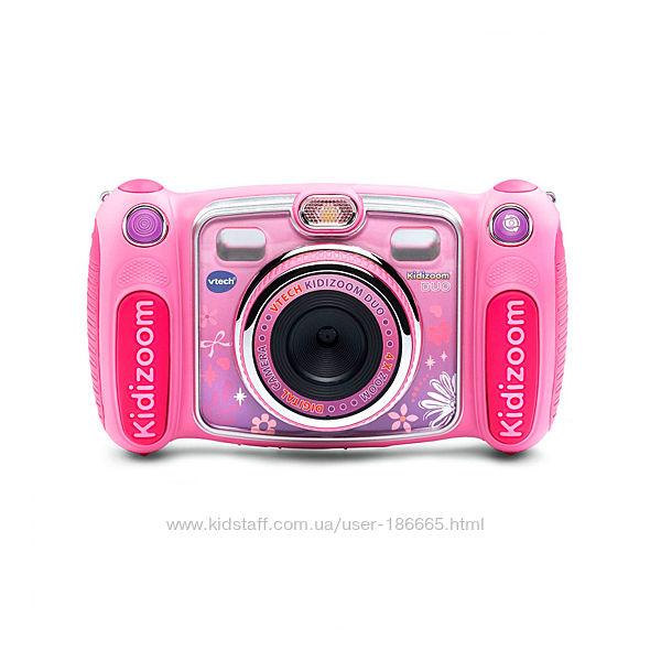 Детская Цифровая Фотокамера VTech Kidizoom Duo Pink.