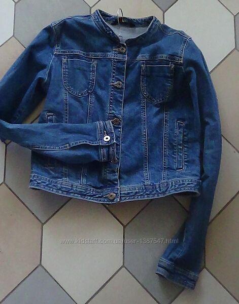 Куртка джинсовая, подросток, девочка ТСМ Tchibo