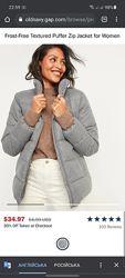 Теплая курточка oldnavy gap. Новая, из США, размер Л