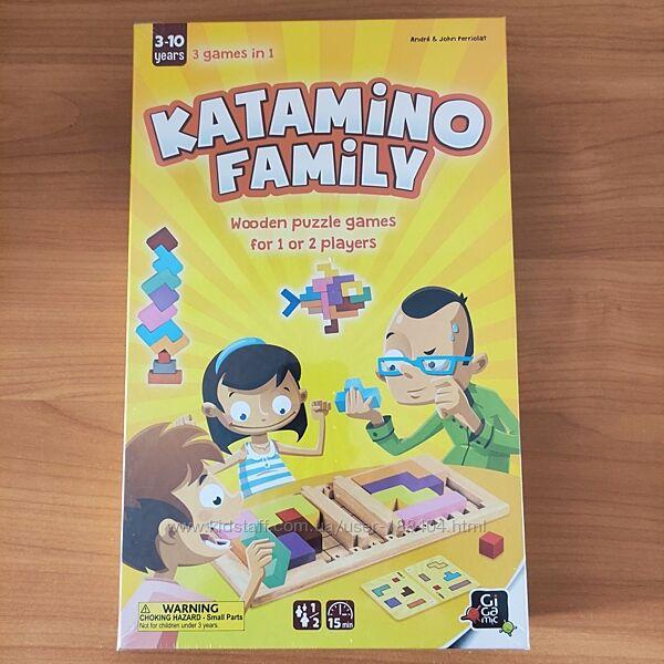Настольная игра Katamino Family / Катамино семейная GZUF Gigamic