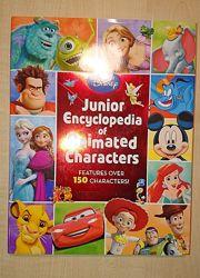 Книга Disney подарочная энциклопедия на английском языке для детей