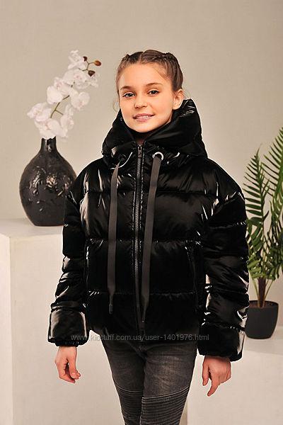 Модные весенние куртки для девочек