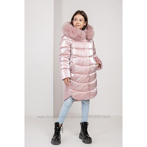 Новинки сезона 2019-2020 года  Зимние куртки, пуховики для девочек