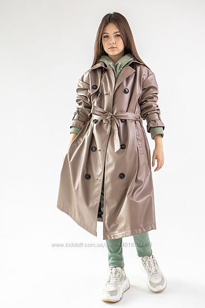 Новинки, весенние оригинальные куртки, плащи для девочек