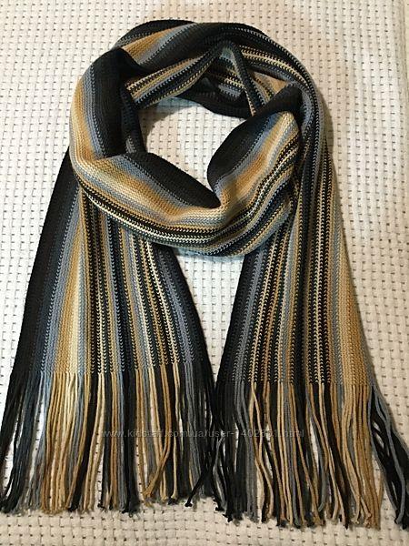 Шерстяной шарф ferz
