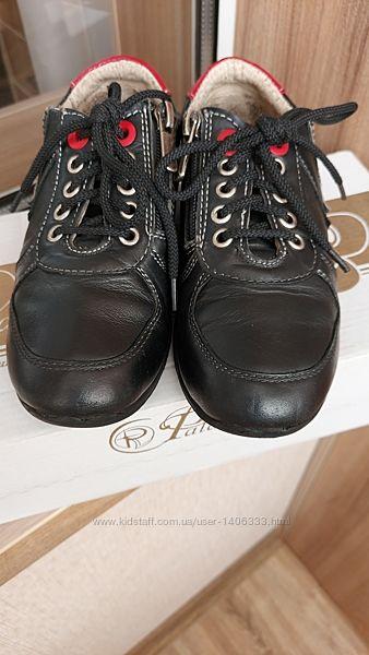 Кожаные кроссовки Palaris на мальчика р.29. Длина стельки 19см