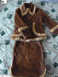 костюм, спідниця, кофта, піджак, юбка, колготи