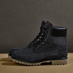 Оригинал ЭКСКЛЮЗИВНЫЕ мужские ботинки Timberland Premium 6 x Barneys