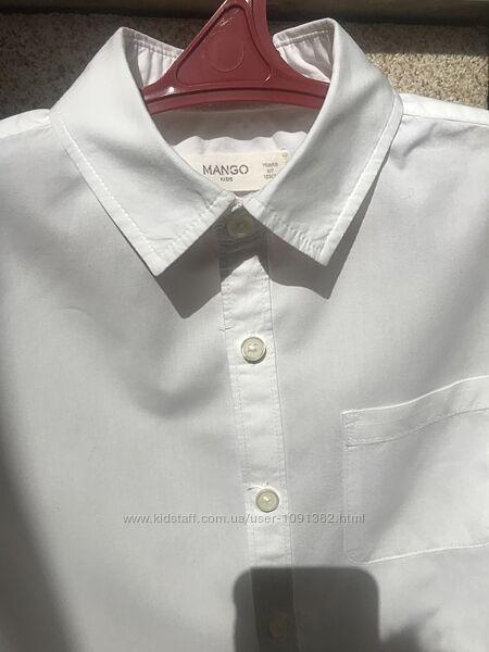 Рубашка MANGO р.122 см