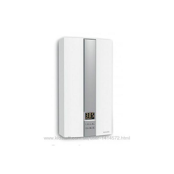 Проточный водонагреватель Wijas POW-LCD MULTI 18/21/24 кВт 380 V