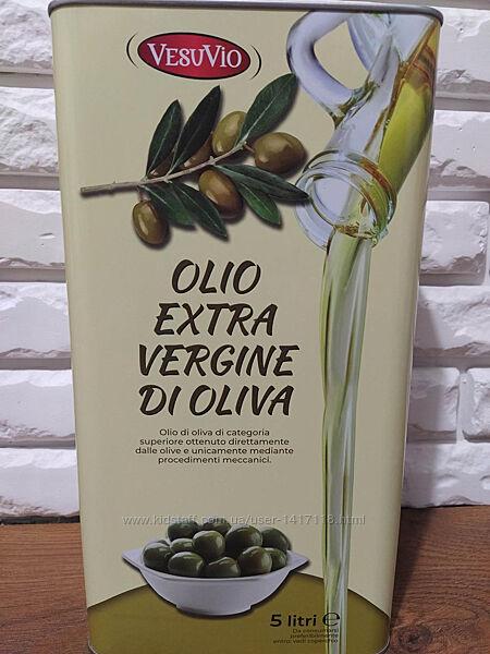 Олія оливкова Olio Extra Vergine di Oliva 5л Італія