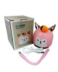 Увлажнитель воздуха ProGaily Лисичка с USB и LED подсветкой