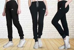 Акция. Облегченные женские спортивные штаны. На манжетах и прямые