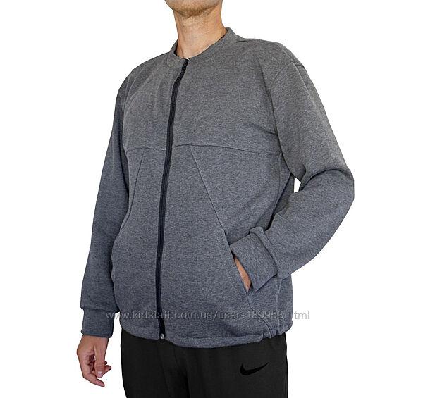 Теплые мужские толстовки прямого покроя. хит продаж 46-60р