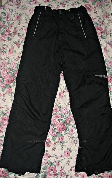 Фирменный зимний полукомбинезон лыжные штаны Campri