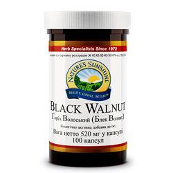 США, флавоноиды, Омега-6, витамин С, Чёрный Орех 100капс. 520мг