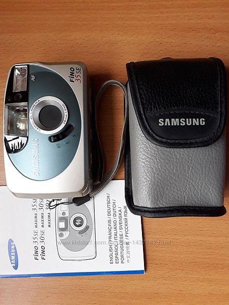 Фотоаппараты Samsung FINO 35 SE и Wizen Ecel-3