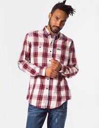 Мужская рубашка в клетку US. Polo ASSN, оригинал.