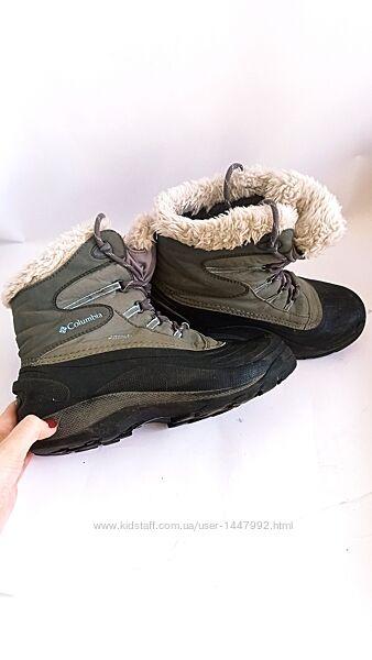 Термосапоги ботинки Columbia 200 grams waterproof omnie мембрана коламбия
