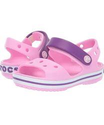 Детские босоножки Crocs Crocband Bayaband сандалии Crocs р-р 24-35 Оригинал