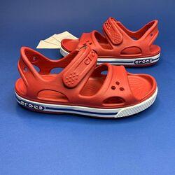 Детские босоножки Crocs Crocband, сандалии Crocs размеры 25-31 Оригинал.