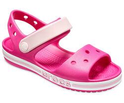 Детские босоножки Crocs Bayaband Crocband сандалии Кроксы р. 24-35 Оригинал