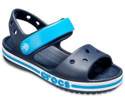 Детские босоножки Crocs Bayaband Crocband сандалии Кроксы р. 25-35 Оригинал