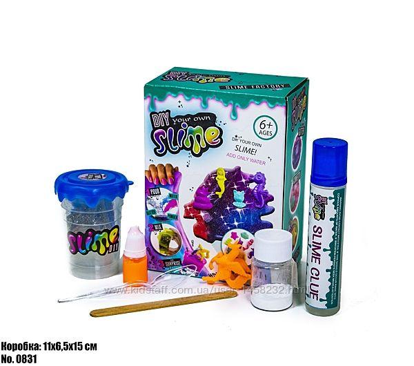 Набор Для Создания Слаймов Diy Slime