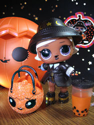L. O. L. Surprise Spooky Sparkle Limited Edition Witchay Babay Ведьмочка ло