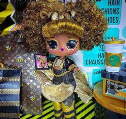 Кукла L. O. L. Surprise JK Queen Bee Mini Королева Пчелка LOL лол сюрприз