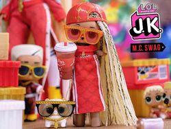 Кукла L. O. L. Surprise JK M. C. Swag Mini Fashion Doll Сваг лол lol