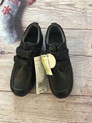 Туфли кожаные F&F 28,32,34,37,39