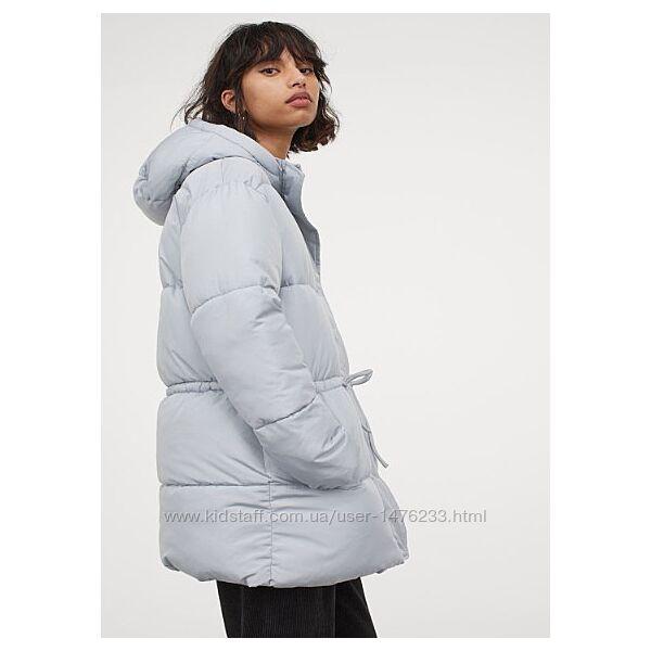 Куртка h&m, размер м, модель oversize