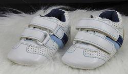 Пинетки кроссовки для мальчика F&F размер 17