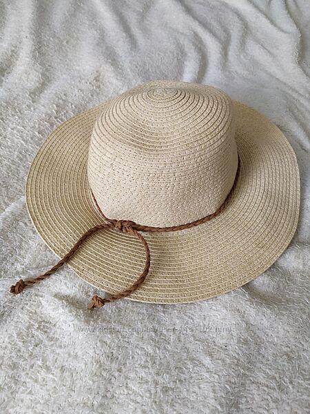 Шляпа H&M  1,5-4 года 50 см