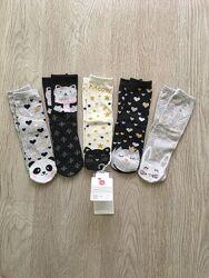 Разные наборы яркие  носочки для девочки Германия, Италия, Польша