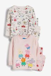 Разные  комплекты для дома, пижамы девочкам NEXT, PRIMARK
