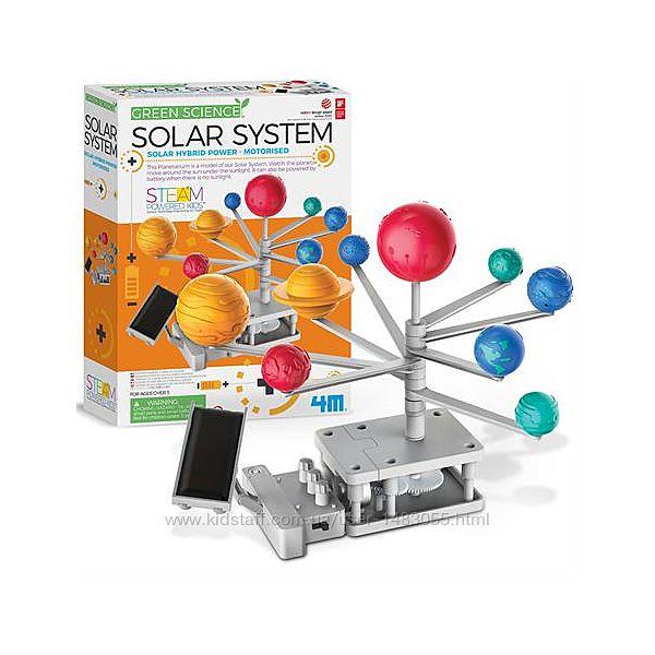 Игровой набор для обучения астрономии Модель Солнечной Системы