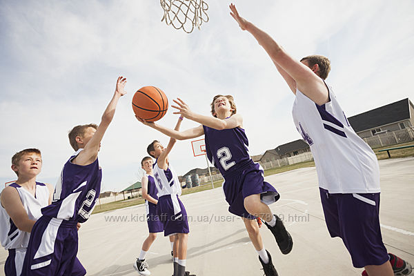 Баскетбол в Ірпені секція