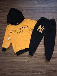 Спортивный костюм весенний нью йорк